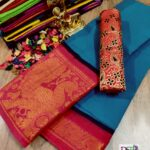 Sungadi Saree - Big Border
