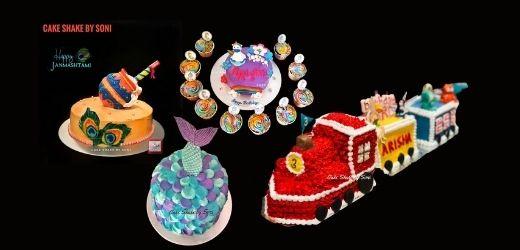 Cake Shake by Soni